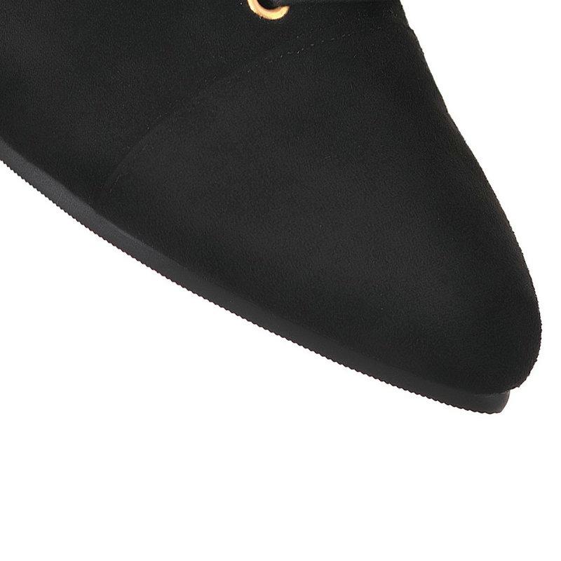 43 Zapatos Noir Gris Noir Automne 2019 Chaussures Bottes Up Mujer gris 42 Dentelle Taille Printemps Plus Nemaone Cheville Punk Femmes Femme nq4HH7aT
