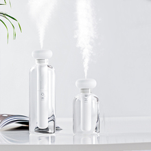 No Limitation Container Portable Air Humidifier Donut Dismountable Humidificador For Car Hotel USB Aroma Essential Oil Diffuser