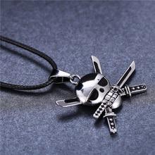 One Piece Symbol Necklace