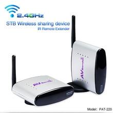 PA-T220 Wireless AV Digital RCA Audio Video Transmitter Receiver Sender + IR Extended For Android TV DVD Satellite Cable Reciver