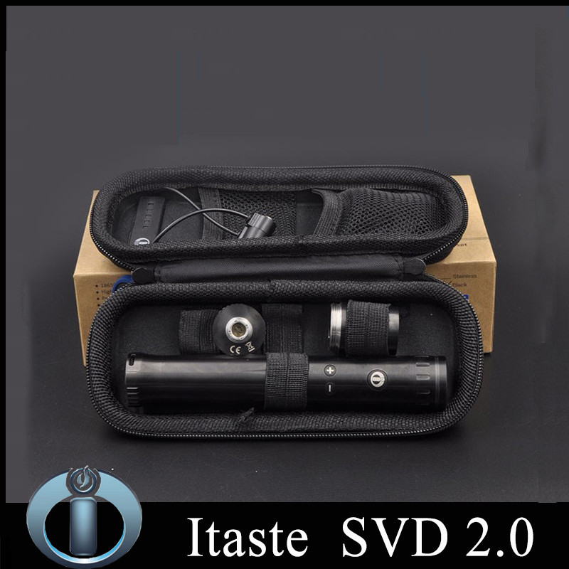2 100% Authentic Innokin Itaste SVD 2.0 NEW SVD Mod 18650 Original Innokin Mechanical Mods innokin itaste SVD Electronic Cigarette