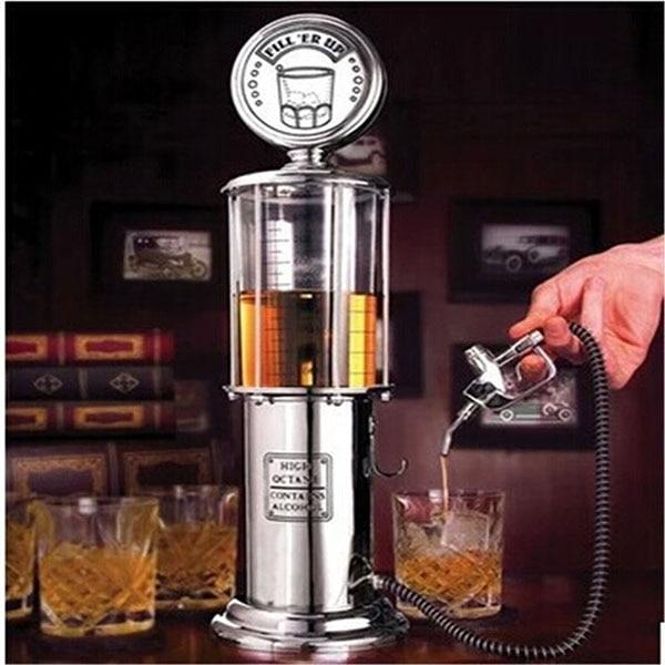 1000cc Liquor Beer Alcohol Gun Pump Βενζινάδικο Μπαρ - Κουζίνα, τραπεζαρία και μπαρ