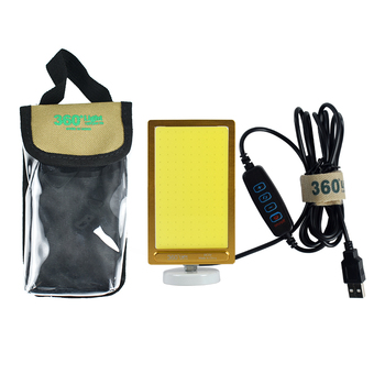 Di động 12V 2000lumen USB sạc ĐÈN LED Đèn Pha Tìm Kiếm đèn đế từ tính Có Thể Điều Chỉnh ánh sáng màu