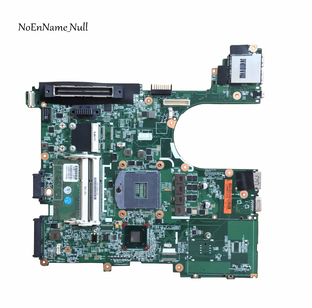 654129-001 Free Shipping Latop Motherboard For HP ProBook 6560B Laptop Motherboard 100% Tested
