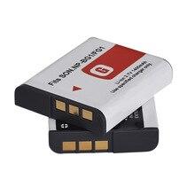 Dinto 3,7 V 1400 мА/ч, NP-BG1 NP-FG1 цифровой Камера Батарея Перезаряжаемые литий-ионные батареи для Sony комплектующие фотоаппарата Sony DSC H3 H5 H7 W70 W80 WX1