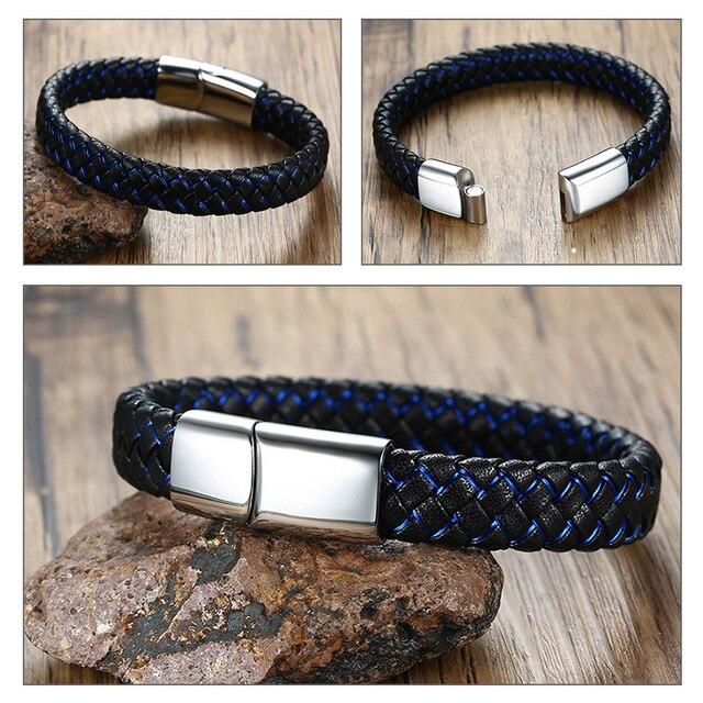 Engravable Men Bracelet Jewelry 4