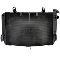 Motorcycle Parts Aluminium Cooling Cooler Replacement Radiator For YAMAHA YZFR1 YZF R1 2004 2005 2006 YZF