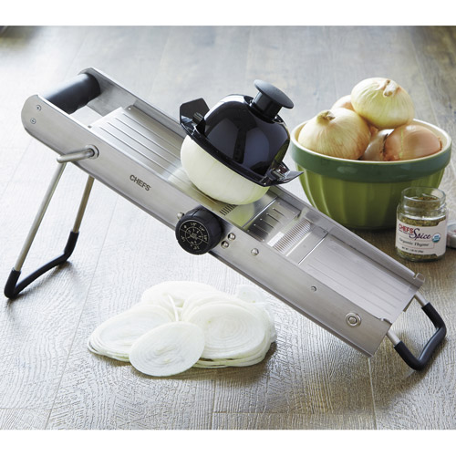 Free Shipping Supreme Commercial Stainless Steel Professional Mandoline Slicer Vegetable slicer Potato Cutter Kitchen tools