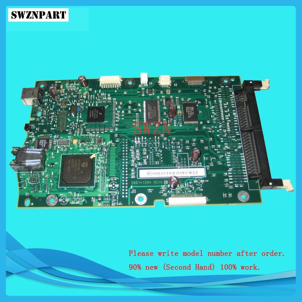 FORMATTER PCA ASSY Formatter Board logic Main Board MainBoard mother board for HP LaserJet 1320n 1320t 1320TN CB356-67901 formatter pca assy formatter board logic main board mainboard mother card for hp z2100 z3100 q6675 67029 q5669 60576 q6675 67033