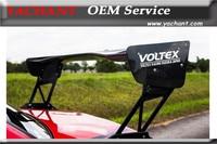 FRP Fiber Glass 1400mm Rear Trunk Spoiler Fit For 01 07 Mitsubishi Lancer Evolution 7 9 EVO 7 8 9 VTX Type5V Style GT Wing