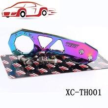 JQTUNING-Passward JDM Neo хромированный задний буксировочный крюк, пригодный для Honda Civic INTEGRA RSX Jazz XC-TH001
