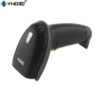 YAHDD USB Scanner Laser Wired Scanner supports multi port connection scanners