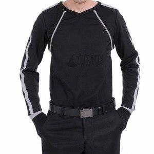 Image 5 - Athemis Schwert Kunst Online Kirito leder Cosplay Kostüm nach maß jacke oder zubehör