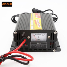 12V 10A lead acid battery charger for 30AH-100AH battery Electric cars/ Forklifts/Electric tricycles charger