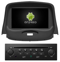 Quad Core Android 4 4 4 For Peugeot 206 206CC 206SW Touch Screen Car DVD GPS