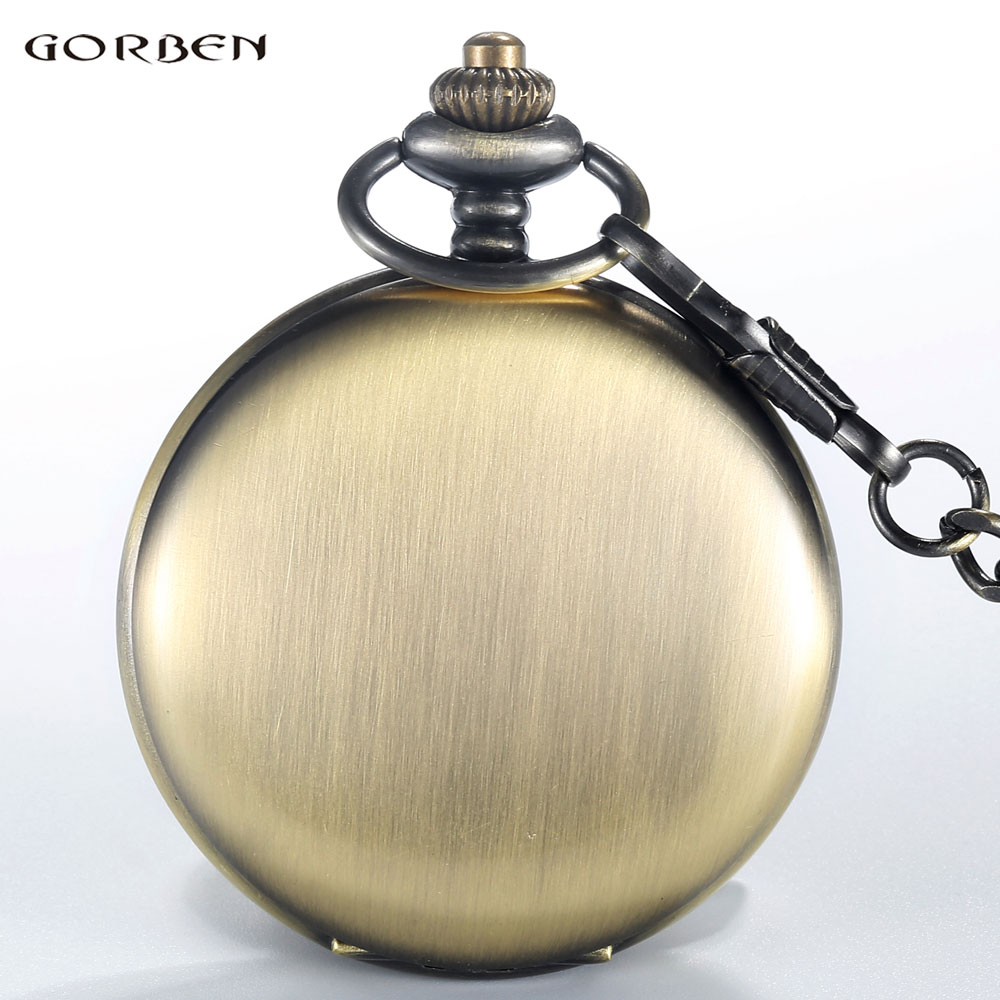 gorben brand classical bronze polishing quartz quartz