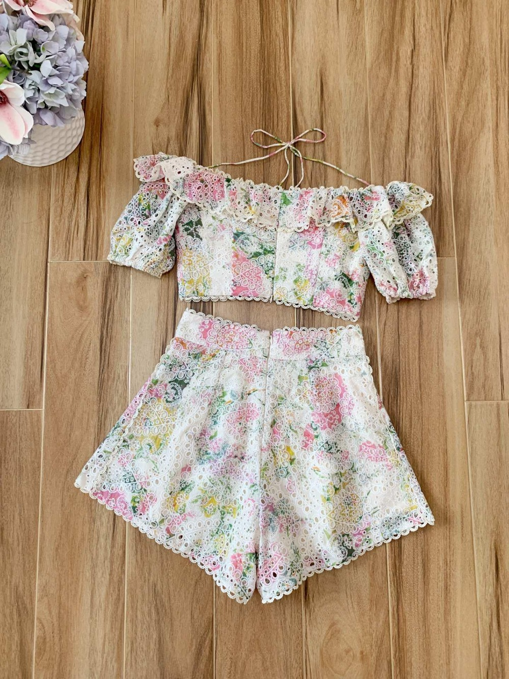 19ss latest spring and summer new vertical strip set 0404