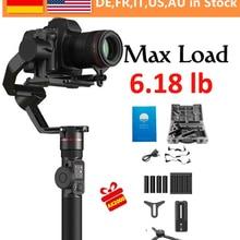 FeiyuTech AK2000 3-осевой Камера карданный стабилизатор для sony Canon 5D Panasonic GH5 Nikon 2,8 кг грузоподъемность