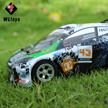 2017 Hot Sales WLtoys WL A989 1:24 4 Channels Top Speed 25KM/H Remote Control RC Car Super 100% Original for children Gifts