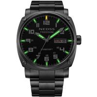 NEDSS Top brand watch Swiss H3 tritium watch Citizen automatic wrist watch 316L stainless steel watch sapphire 50M waterproof