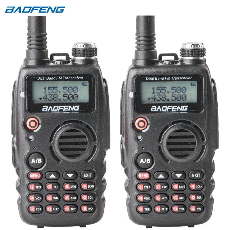 2 шт. BaoFeng BF-A52 дальний беспроводной Портативный Радио рация Профессиональный CB радио VOX Функция радио двусторонняя радио