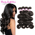 Queen Hair Products Unprocessed Brazilian Body Wave 4 Bundles Virgin Hair Mink Brazilian Body Wave Hair Bundles Soft Human 8A