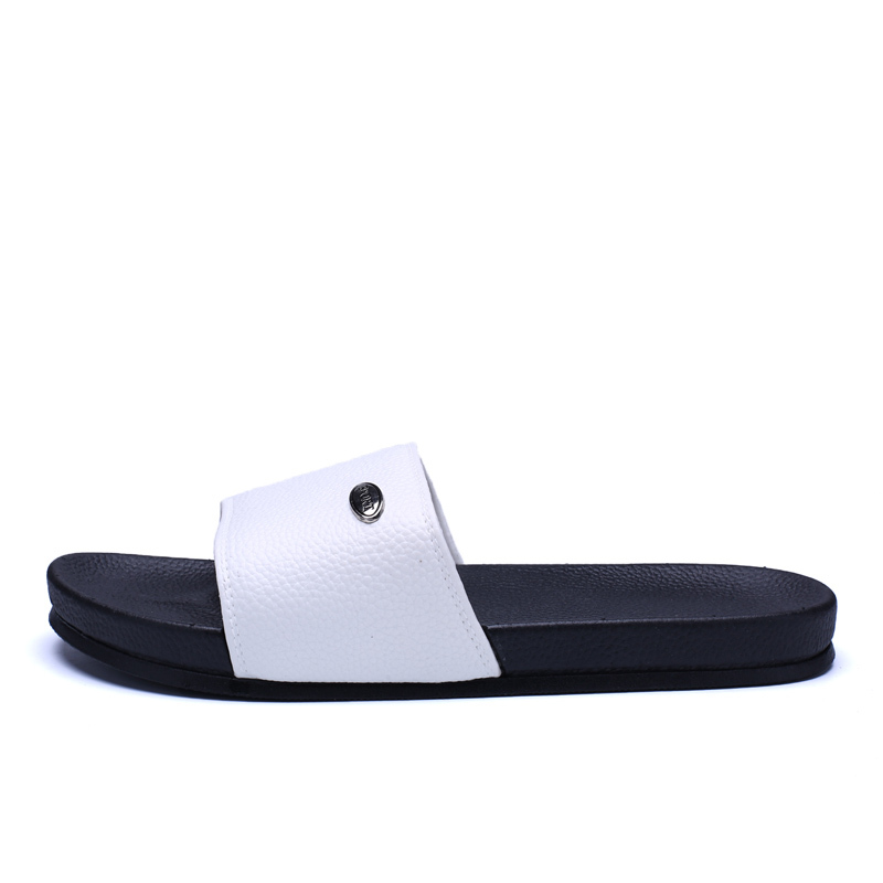 Mens Flip Flops Summer Men's New Style Rubber Soft Shoes Outdoor - Men's Shoes - Photo 2