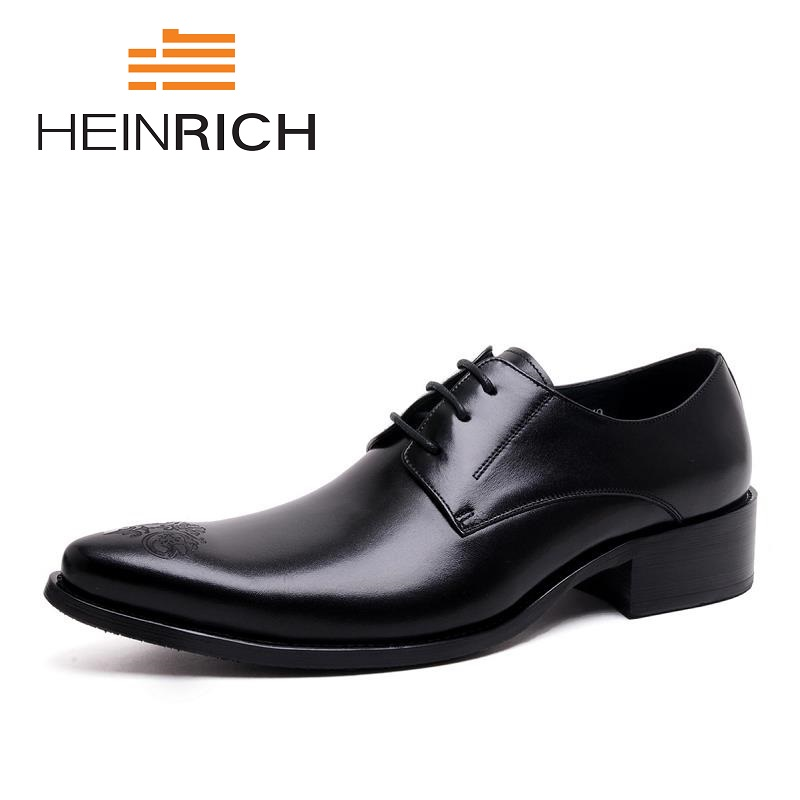 Superior Do Couro Plana Sapatos Qualidade Homens Genuíno Artesanal Esculpido Formal Heinrich Black Dos Up Herren De Schuhe brown Quente Vintage Lace Oxfords Venda UIYwvITq4