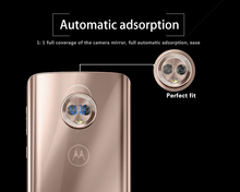 Rear Back Camera Lens Screen Protector For Motorola Moto G6 E4 G4 G5 G5S Plus Z2 Z Force Play Tempered Glass Film