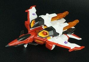 Image 2 - לבן/אדום מטוס פעולה איור צעצועים קלאסיים לבנים ילדי מתנה ללא תיבה הקמעונאי