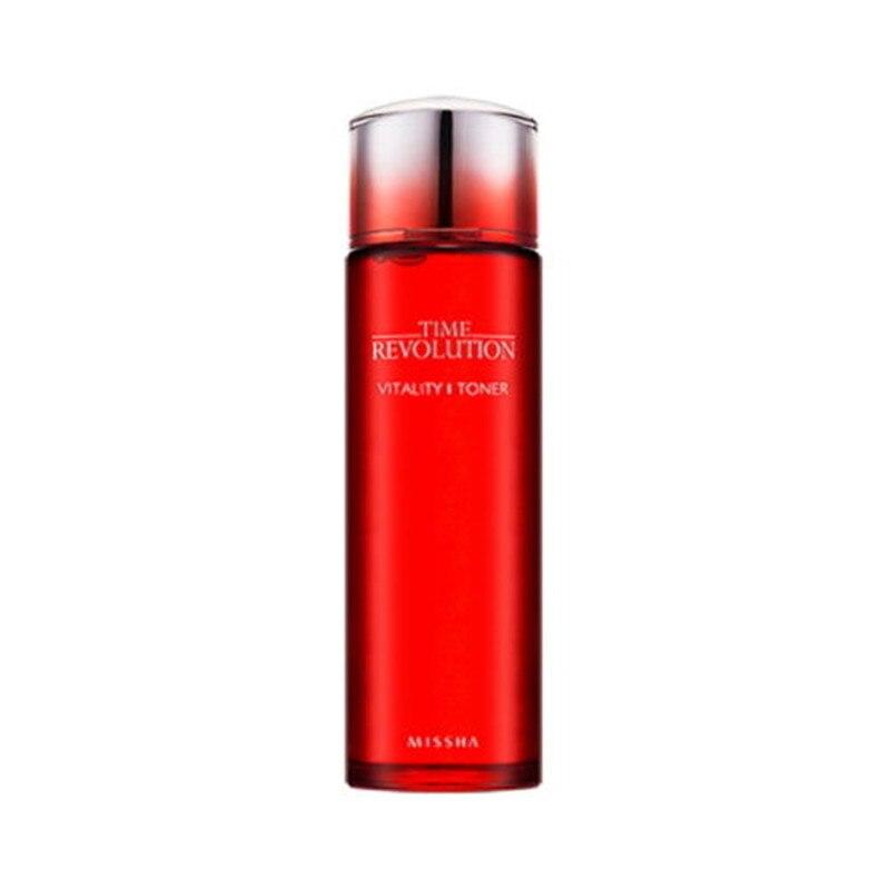 Missha Time Revolution Vitality Toner 150ml Moisturizing Whitening Treatment Face Care Korea Cosmetics hair vitality energen care 175