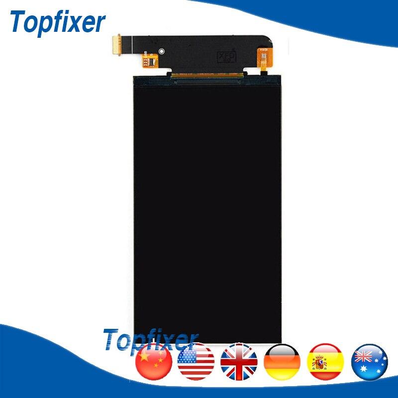 imágenes para De alta calidad para sony xperia e4 e2105 e2104 pantalla lcd panel de la pantalla digitalizador 1 pc/lot