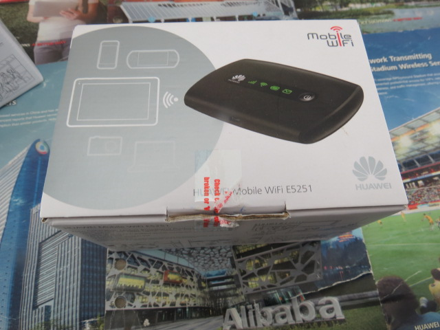 ФОТО Unlocked Huawei E5251 2G 3G DC-HSPA+ Mobile Wifi Wireless Router PK E5332 E5220
