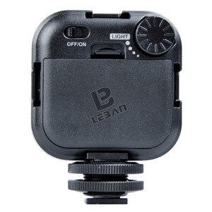 Image 4 - Godox LED36 5500   6500K Camera Led Lighting SLR LED36 Video Light Outdoor Photo Light for for DSLR Camera Camcorder mini DVR