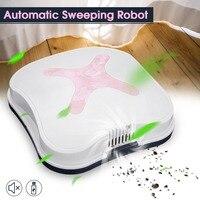 2018 Hot Mini Smart Sweeping Robot Aspirador Slim Rechargeable Sweep Suction Machine Ilife Robot Vacuum Dust