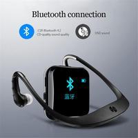 M7 Bluetooth DSD Sound MP3 Sports HIFI Audio FM Radio Lossless Music Mini Students Loud Speaker Ultra thin Walkman Player