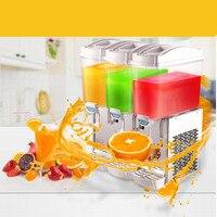 PL 351TM HighHitachi compressor Commercial cold drink dispenser,cold and hot beverage machine,slush machine,juice dispenser
