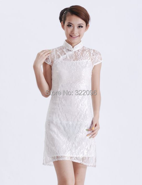 White Dress From China