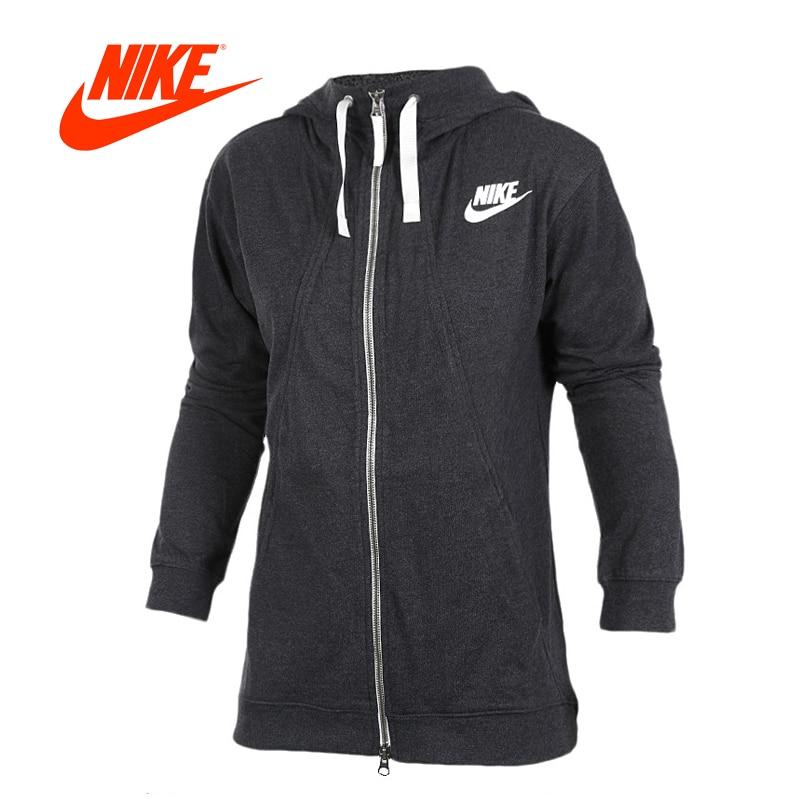 New Arrival Offical Nike Women <font><b>Jacket</b></font> Spring Breathable Hooded SportS <font><b>Jacket</b></font>