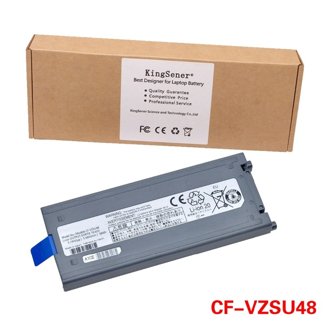 10.65V 5.7Ah Japanese Cell Original Laptop Battery for Panasonic CF-VZSU48 CF-VZSU48U CF-VZSU58 CF-VZSU50 CF-19 CF19 Toughbook