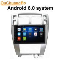 Ouchuangbo GPS Navigation Autoradio Stereo Audio Player For Hyundai Tucson 2006 2013 Support 3G WIFI USB