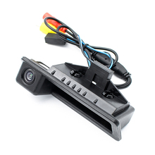 Rear View Camera Car Reverse Back Boot Trunk Handle Camera Special for BMW