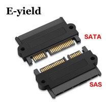 Professionele SFF 8482 SAS SATA 180 Graden Hoek Adapter Converter Rechte Hoofd voor moederbord