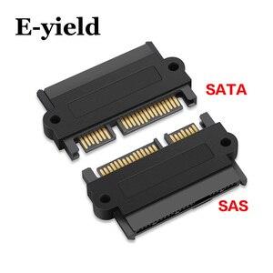 Image 1 - Professionele SFF 8482 SAS SATA 180 Graden Hoek Adapter Converter Rechte Hoofd voor moederbord