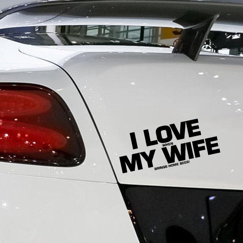 Wife Car Bar