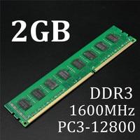 Brand New 2GB DDR3 PC3 12800 1600MHz Desktop PC DIMM Memory RAM 240 Pins For AMD