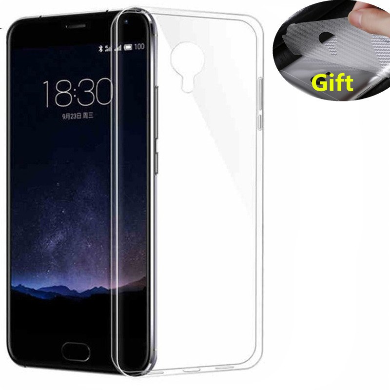 Transparent Clear Soft Silicon TPU Protector Case Cover For Meizu M5 M3 M2 Note MX6 5 Pro 6 5 for MEIZU meilan M3s u20 u10