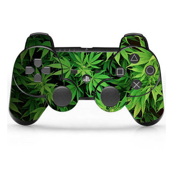 1 pcs For PS3 Controller Stickers Skin Sticker For PS3 PVC Skin Decal Vinyl For Playstation 3 Controller Sticker PVC Material