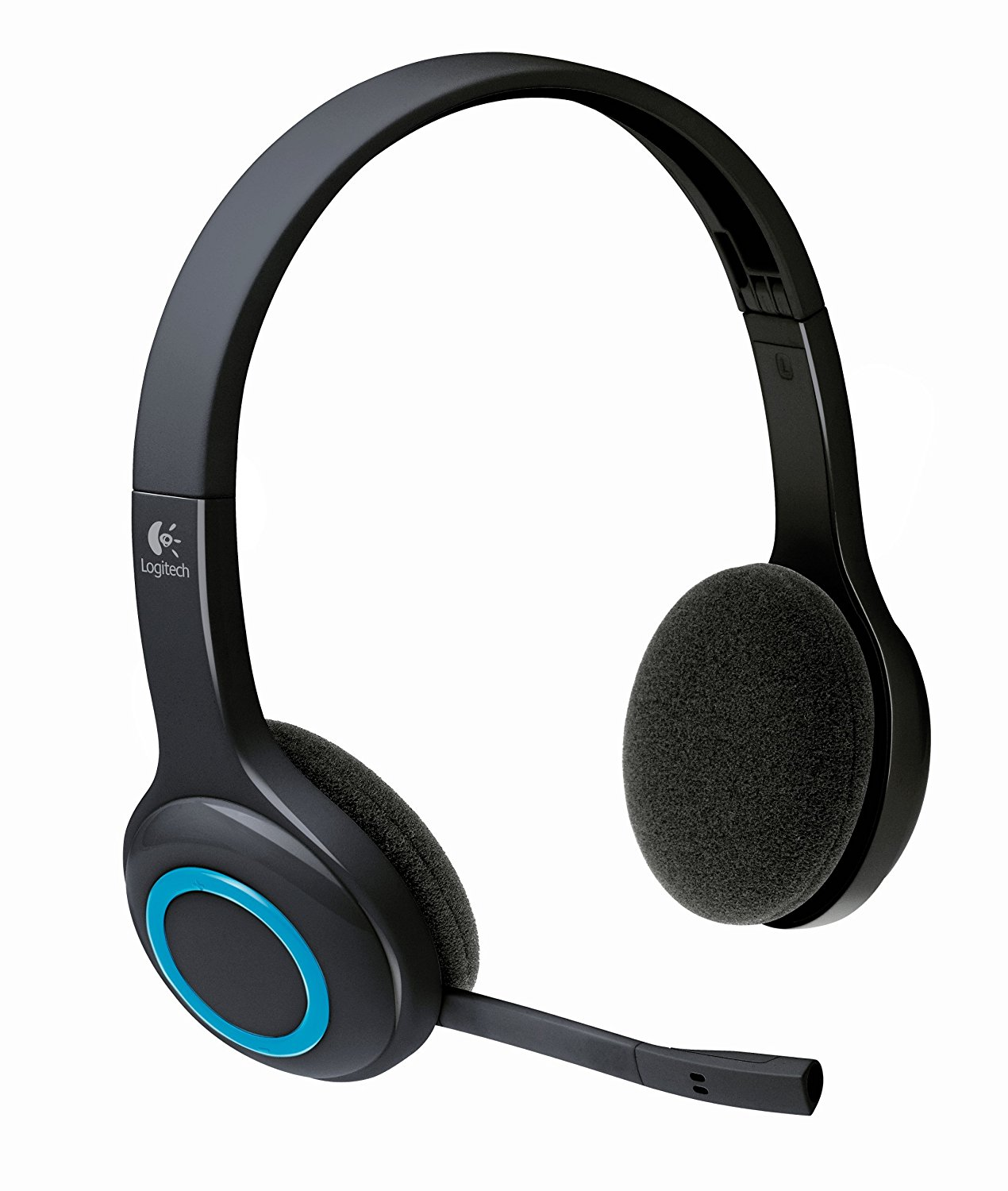 Logitech Over The Head Wireless Headset H600