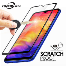Screen Protector Tempered Glass For Xiaomi Redmi 7 Note 7 Pro Full Cover Front Film Toughened Glass For Xiaomi Redmi 7 Case makibes toughened glass screen protector film for xiaomi redmi note 2